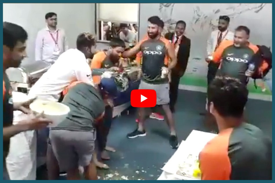 INDvsWI: Watch Video of Rishab Pant and Prithvi Shaw making fun on his birthday