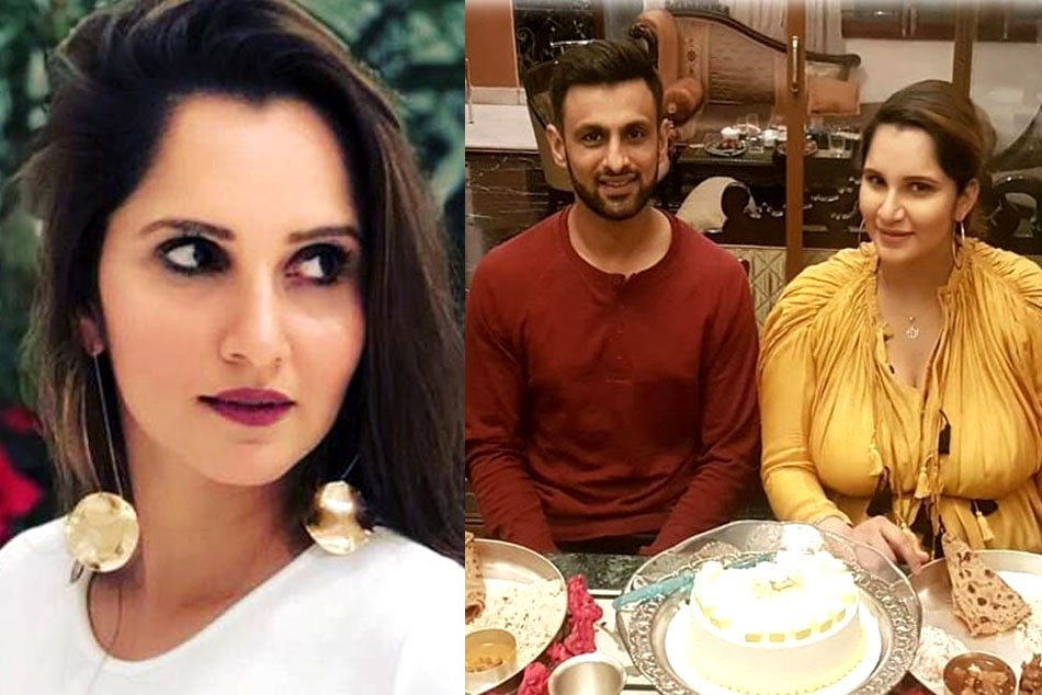 Sania Mirza Shoiaa Becomes Mother Father A Baby Boy