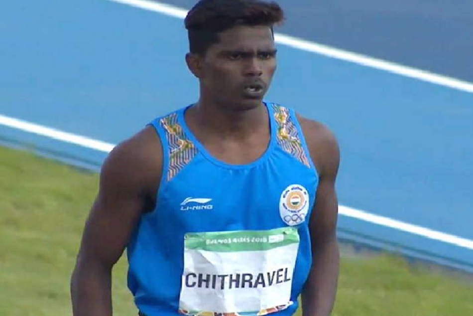 Praveen Chitravel won Bronze in Youth olympic