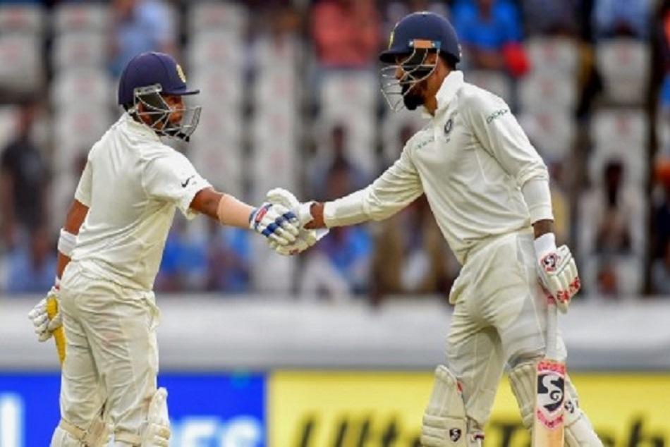 Prithvi Shaw Told Kl Rahul Playing Winning Shot Makes Record