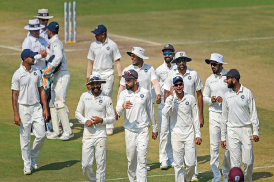 India defeated west indies by innings and 272 runs biggest test victory
