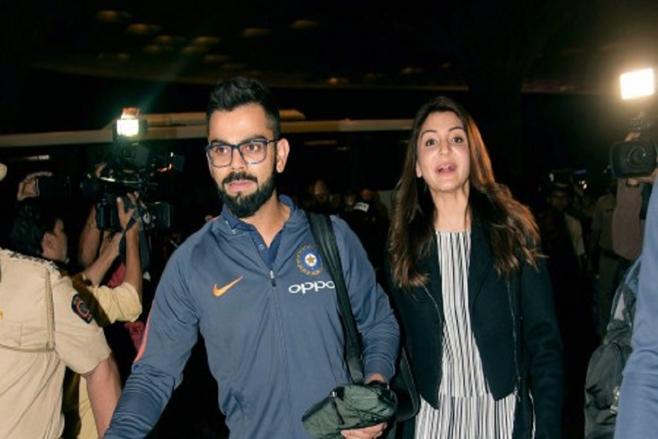 Bcci makes a decision on virat request for wife stay with palyers on tour