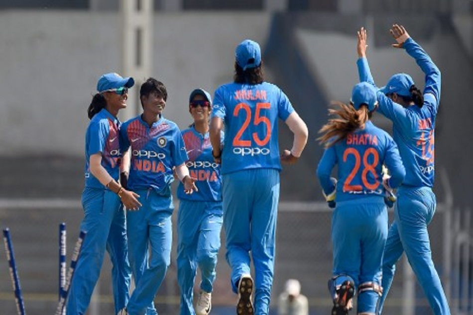 icc first time declares t-20 ranking for women team india on 5th position