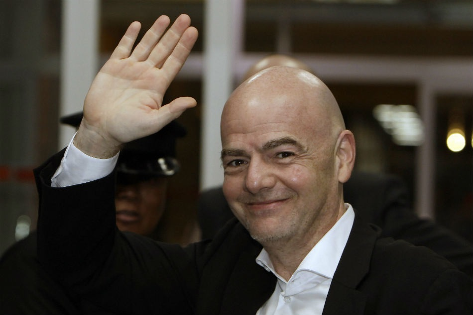 Defiant Infantino Keep Pushing His Reforms Agenda