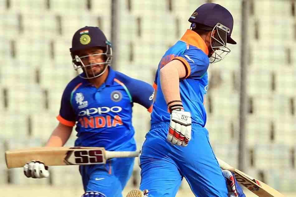 Indian Won Under 19 Asia Cup Beat Sri Lanka