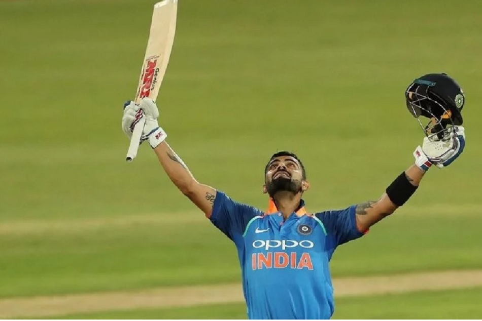 INDvsWI:Virat Kohli create history after his inning with super ton