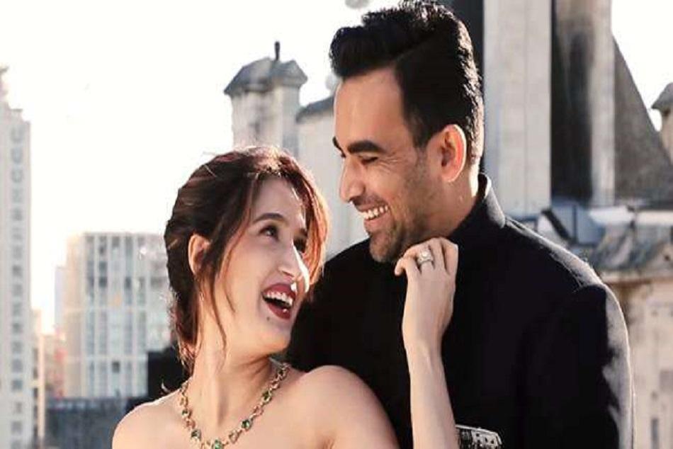 Birthday Day Special Love Story Zaheer Khan Sagarika Ghatge