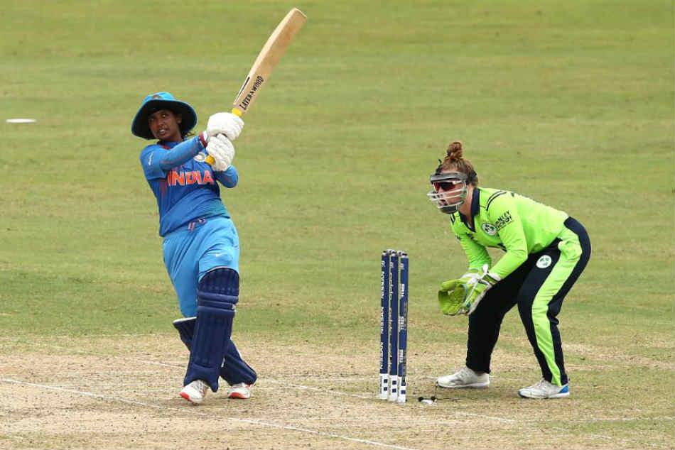 India Vs Ireland Icc Women S T20 World Cup India Crush Ireland By 52 Runs Seal Semi Final Berth