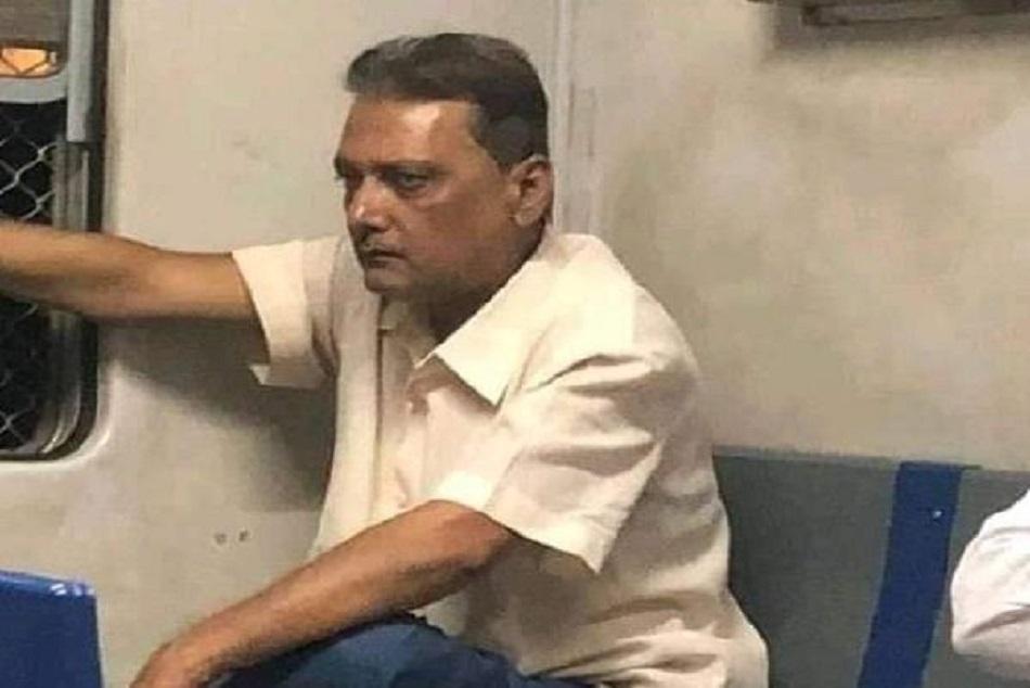 Viral Picture Ravi Shastri Doppelganger Viral Picture