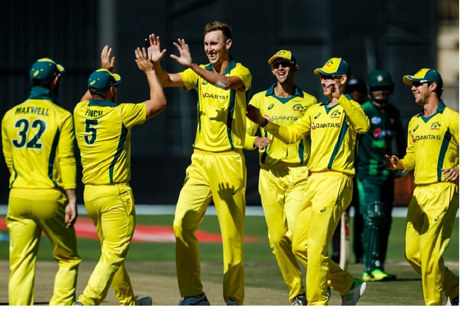 INDvsAUS: Australia Announced its team against India and Africa T20