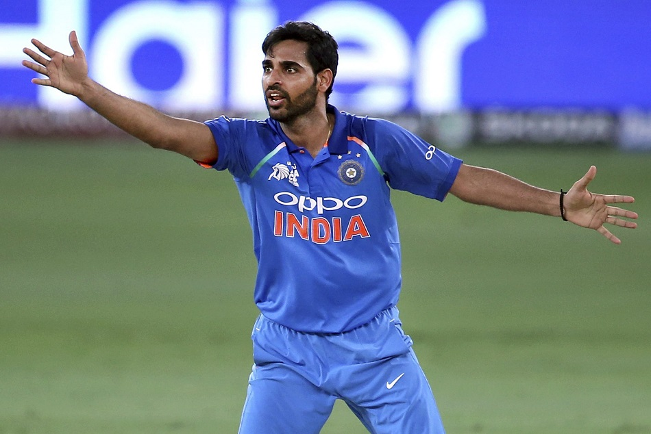 Bhuvneshwar Kumar Missed 1st T20 Due Gastric Problem