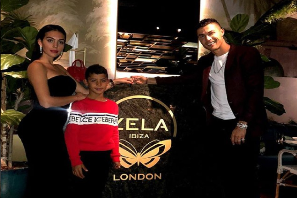Cristiano Ronaldo engaged to girlfriend Georgina Rodriguez