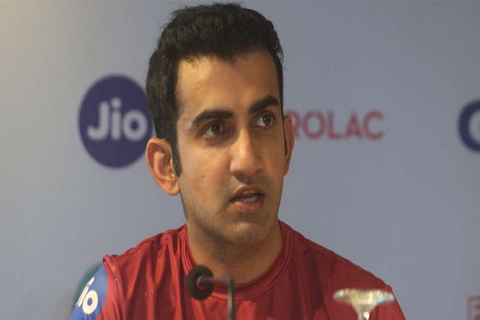 Indian batsman Gautam Gambhir: After more than 15 years of cricket for my country, I want to retire from playing this beautiful game.