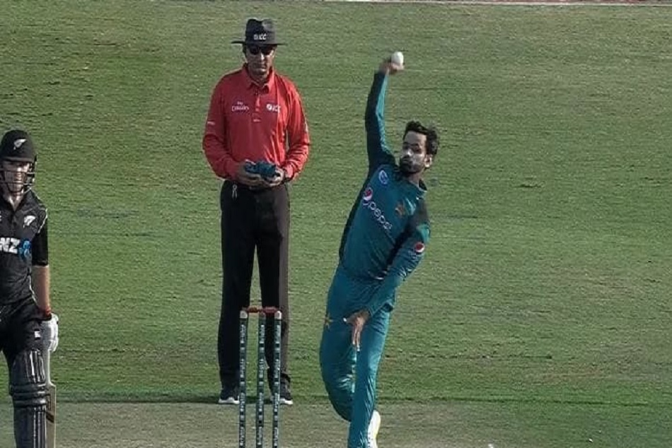 NZvsPAK: Ross Taylor accuses Mohammed Hafeez of chucking