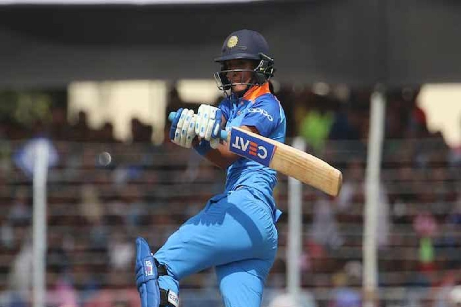 Harmanpreet Kaur says she battled stomach cramps, by hitting big shots