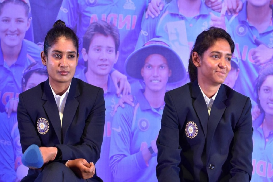 harmanpreet kaur and mithali raj met with the top bcci officai regarding selection issue