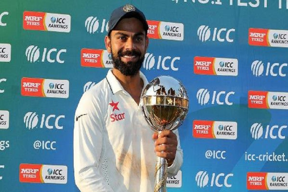 India Is On Top The Latest Icc Test Ranking While England Second