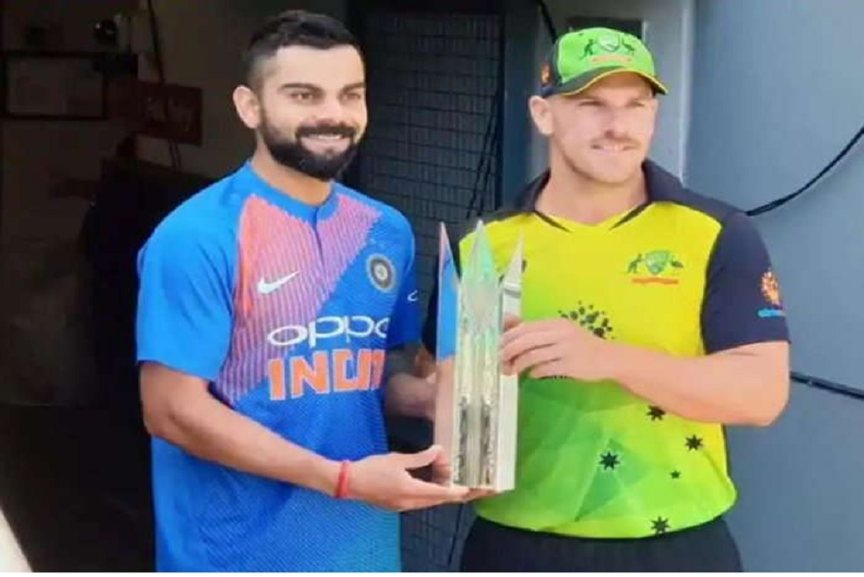 INDvsAUS: Team announced for 1st T20I against Australia at The Gabba