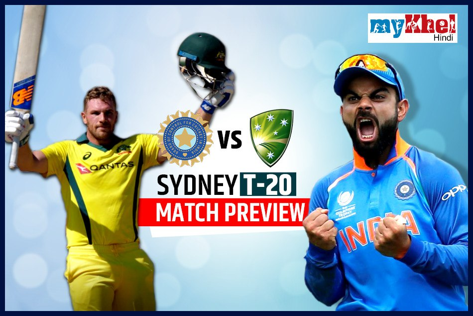 India will looking for equaling the series in third t20 against australia in SCG