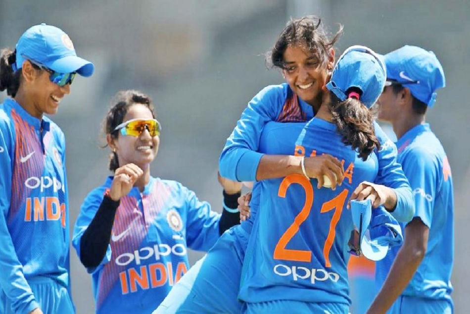 India Will Play Against Pakistan Icc Women World T