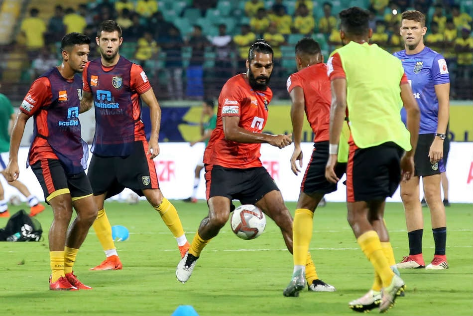 ISL: KBFC vs FCG:Kerala look to capitalise on Goas defensive woes