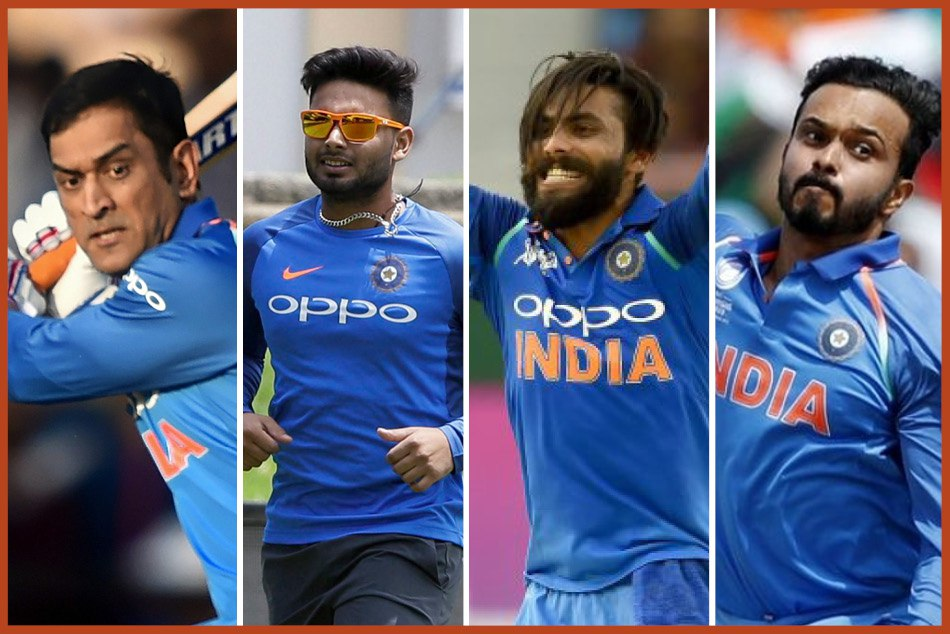 Bcci To Announce Team India For 2019 World Cup On 15 April In Mumbai