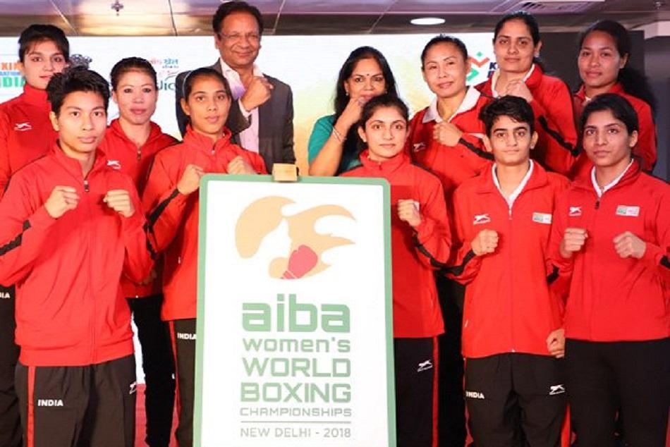 Mary Kom Brand Ambassador Women World Boxing Championship