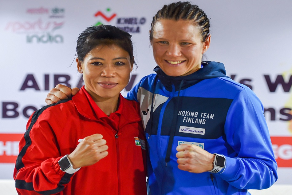 mary kom is all set for her sixth world championship title in new delhi