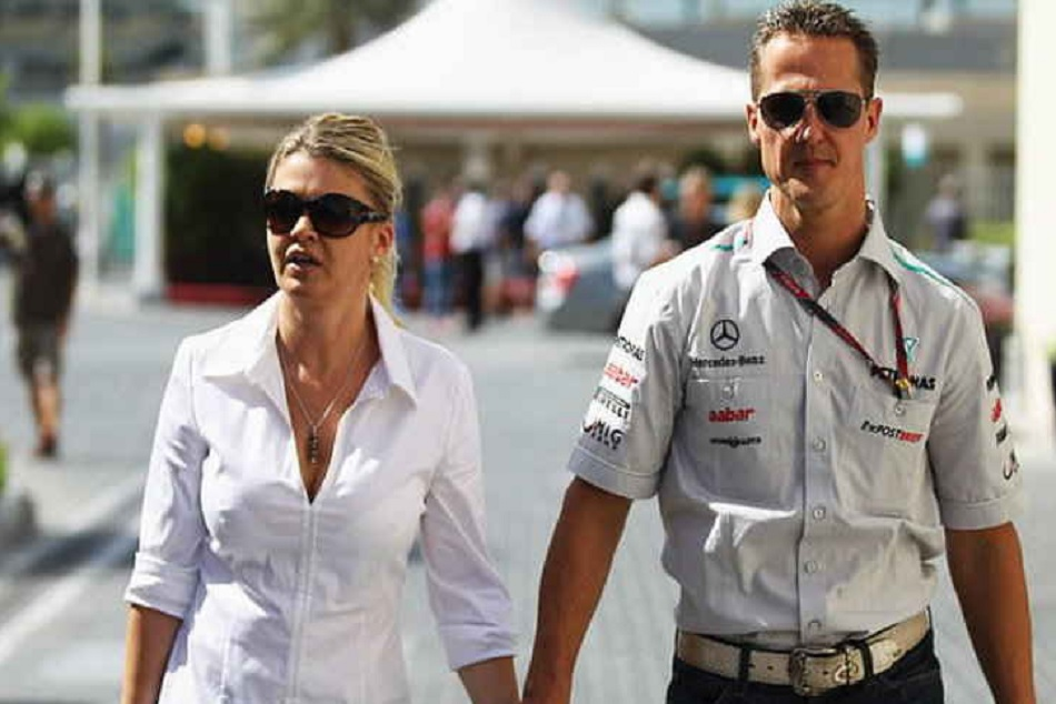 First News Michael Schumacher Health Condition Has For First Time After Accident