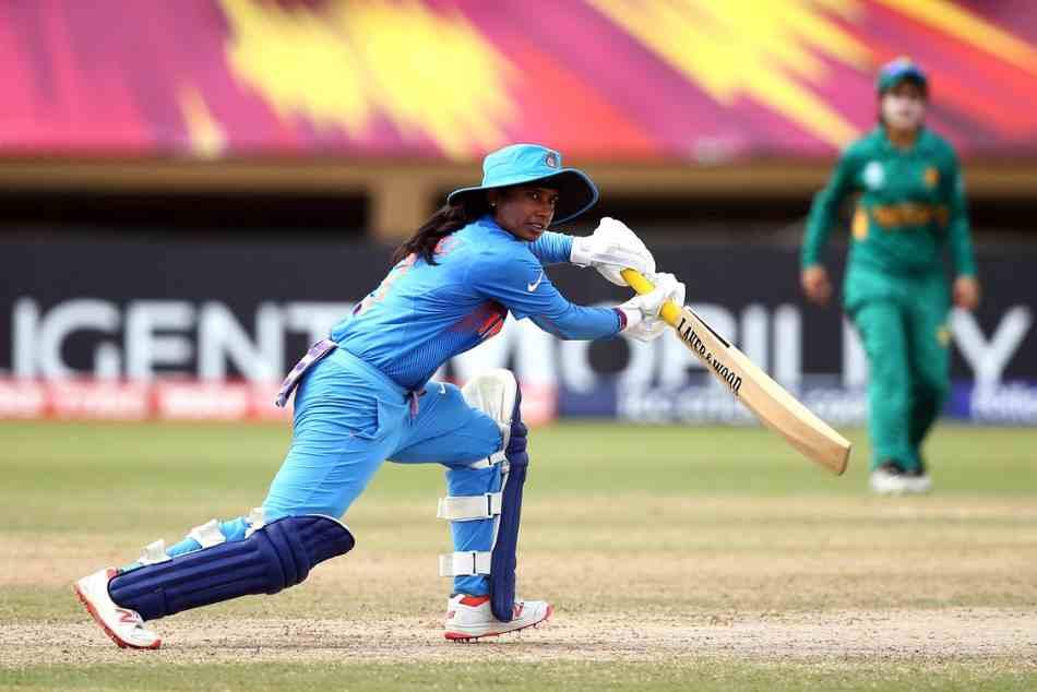 Icc Women T 20 World Cup India Beat Pakistan