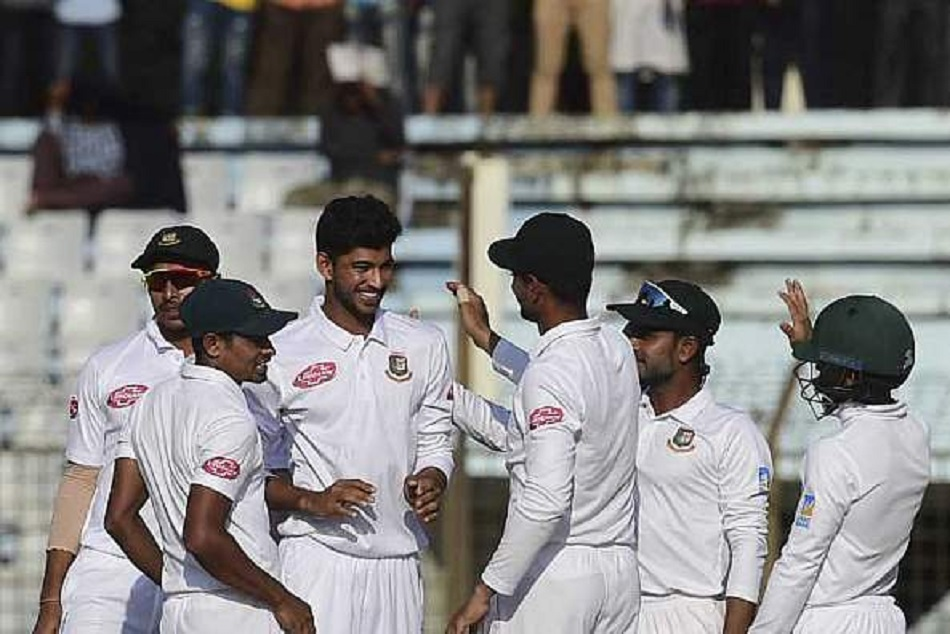 nayeem hasan set the record of youngest five wicket debutante taker in test