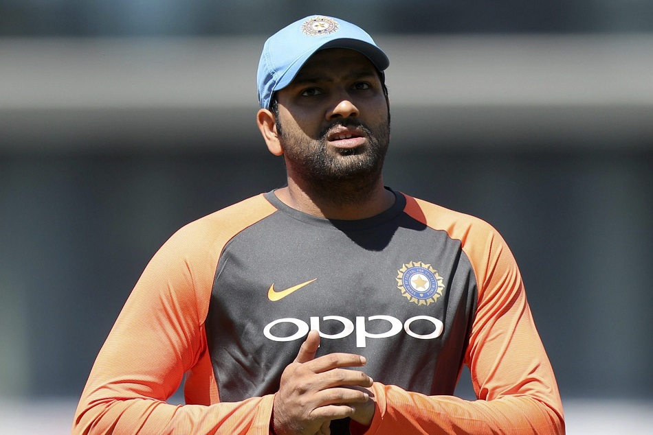 Rohit says Rishabh Pant has Opportunity in MS Dhonis Absence