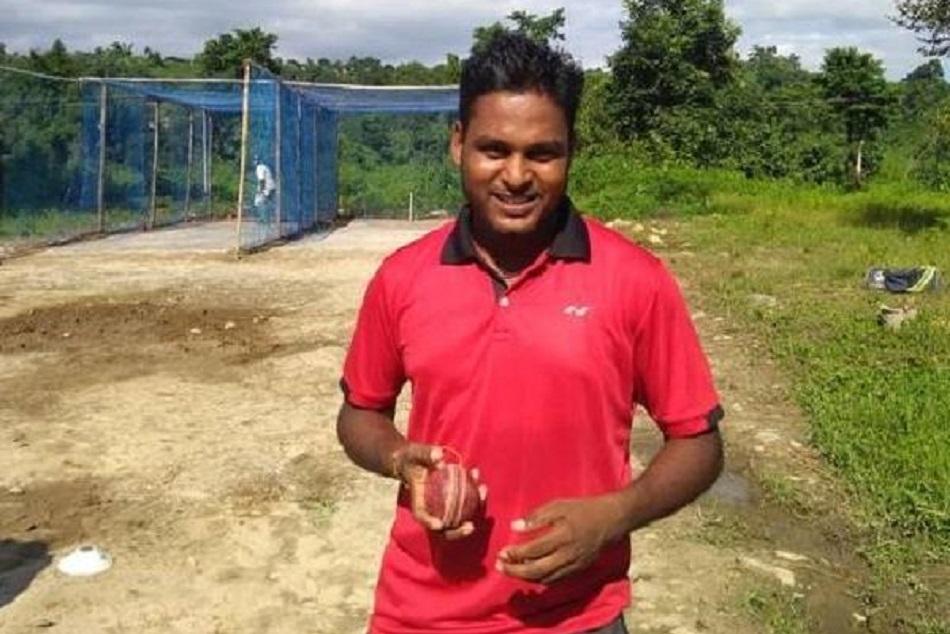 Cricketer Sandeep Kumar Thakur Writes Match Report Newspaper