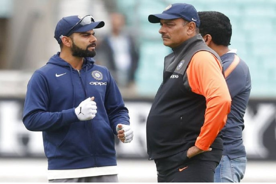 Ravi Shastri says no team travels well nowadays, why pick on India?
