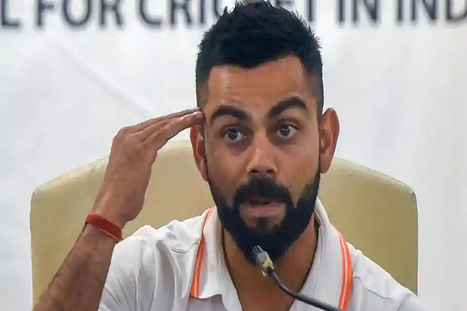 INDvsAUS: CoA tells Kohli to be humble and behave in a manner