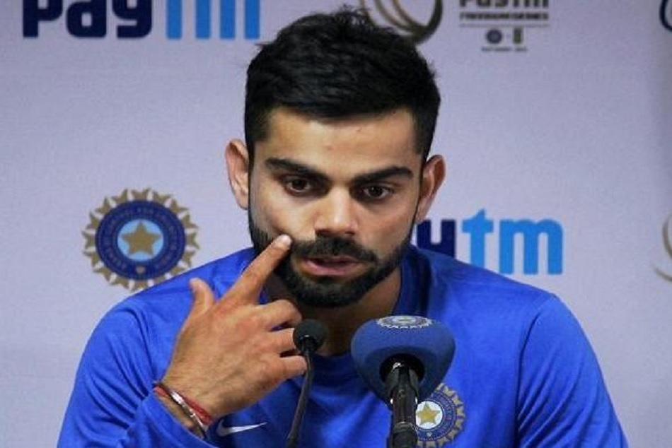 Fans trolled Virat Kohli over his weird reply to cricket fan