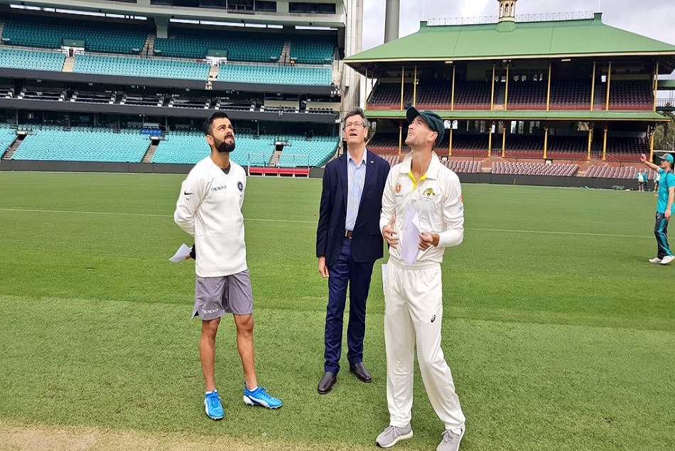 Indian Cricket Captain Virat Kohli Is Trolled On Wearing Shorts During Toss India Australia