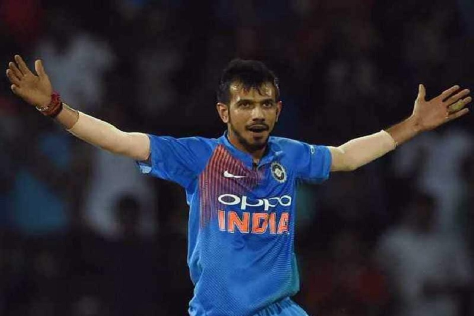 Chahal enters top 10 after strong show against Windies