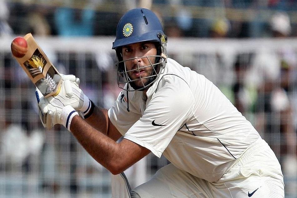 After 408 Days Yuvraj Singh Took 28 Balls Gets Off The Mark Ranji Trophy