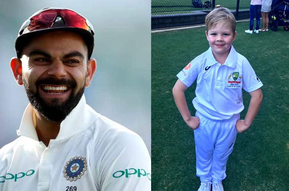 Six year old Archie Schiller would be part of australian squad as promised by Australia coach Justin Langer in boxing day test match against india