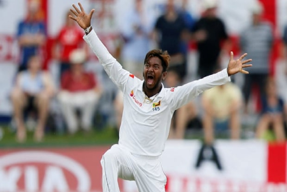 Sri Lankan Off Spinner Akila Dhananjaya Is Suspended Icc Illegal Bowling Action