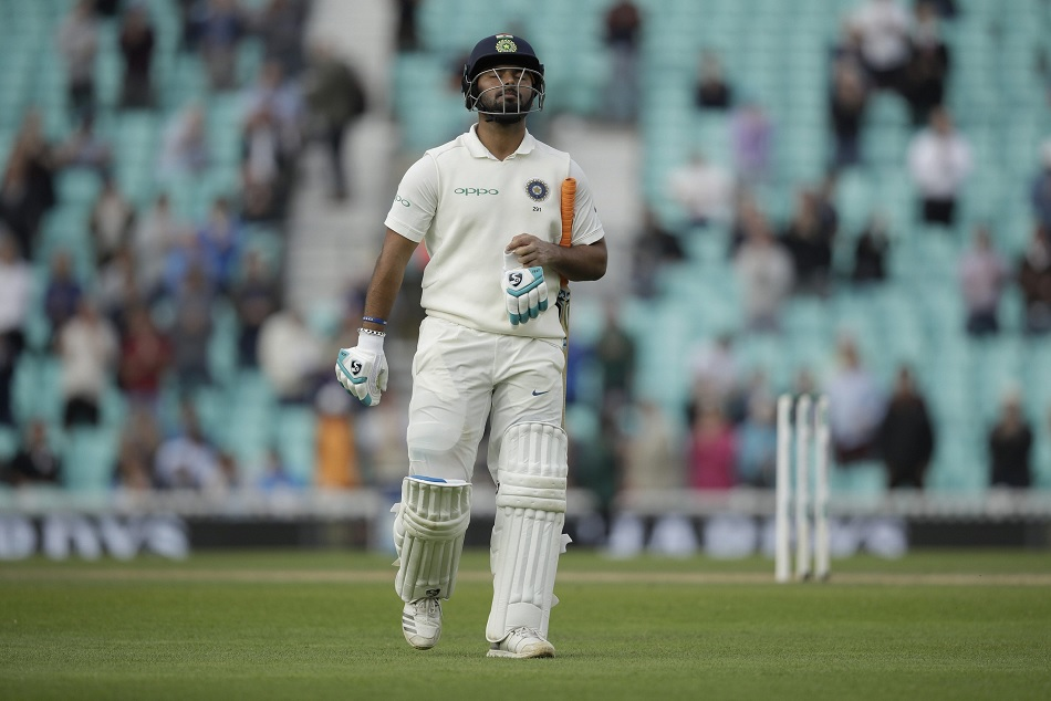 Anil kumble said rishabh pant is not suitable for the number six place rather than ravichandaran ashwin should be played at this order