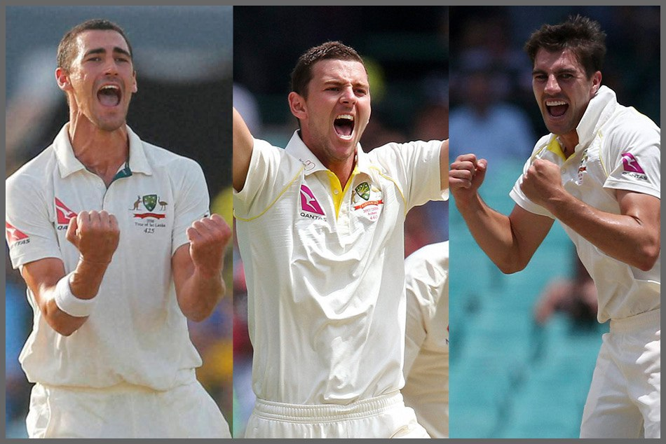 Australian Pace Attack is going to target Indian trinity virat kohli, cheteshwar pujara and ajinkya rahane