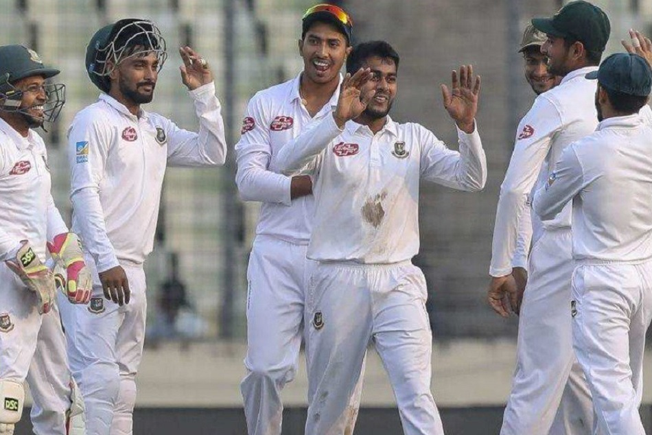 Bangladesh Spinner Took 40 Wickets West Indies Two Match Set World Record