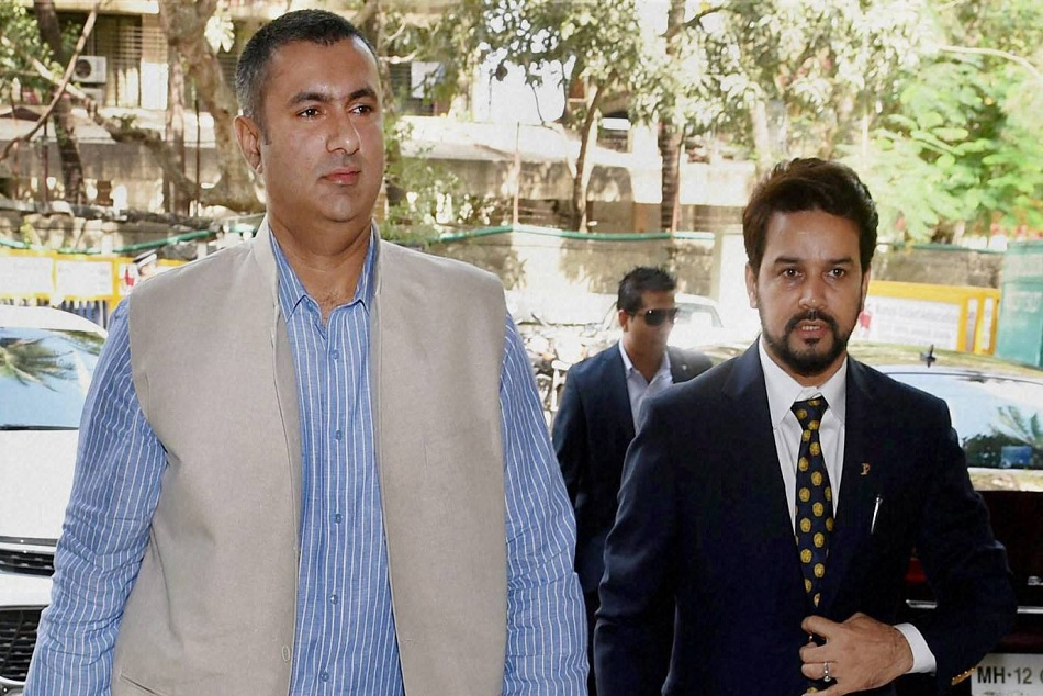 Bcci Treasurer Anirudh Chaudhary Questions The Work System Bcci