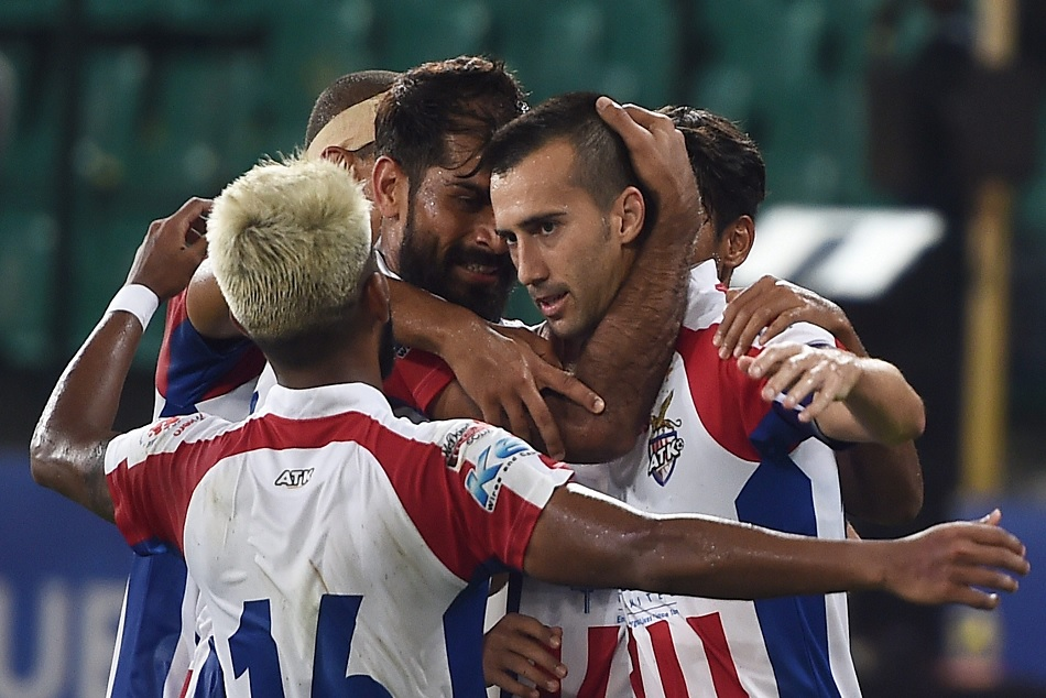 ATK handed Chennaiyin fc a 3-2 defeat in the Hero Indian Super League