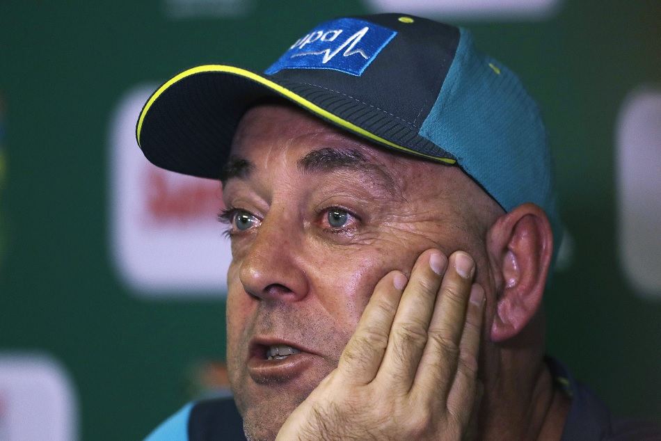 Darren Lehmann Said Steve Smith Should Have Controlled The Situation Ball Tempering Situation