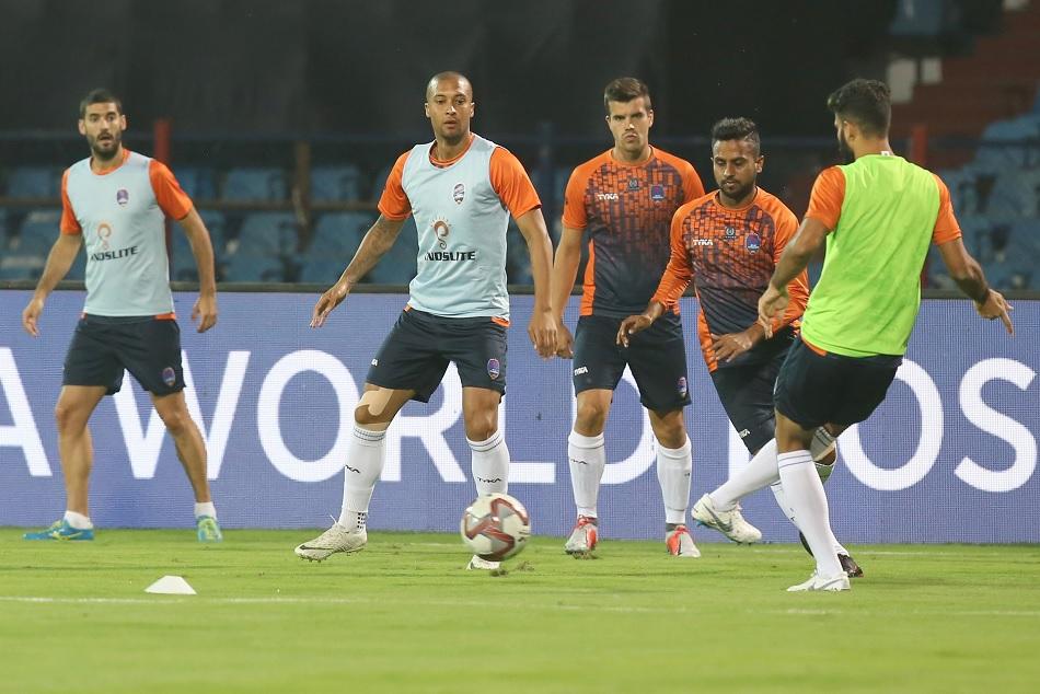 Delhi Dynamos Fc Must Have Win Against Mumbai City Fc Isl
