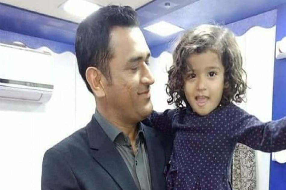 Video: Conversation of dhoni and his little fan went viral