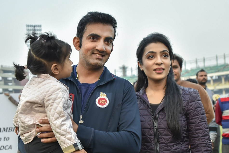 Gautam gambhir talked about the rumor of joining politics after retirement from cricket